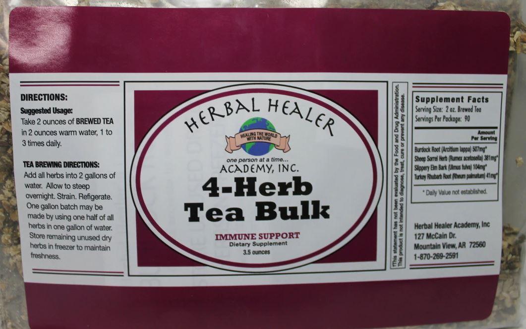 4-Herb Tea