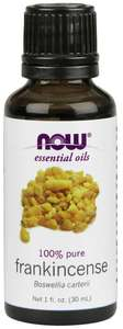 Frankincense Essential oil 1 oz NOW FOODS