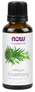 Rosemary Essential oil 1oz Now Foods
