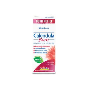 Calendula Burn