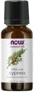 Cypress essential oil 1 oz. Now Foods