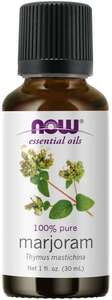 Marjoram essential oil 1 oz. Now foods