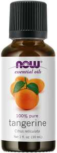 Tangerine essential oil 1 oz. Now Foods
