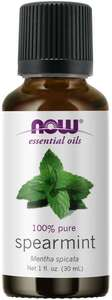 Spearmint Essential Oil 1oz Now Foods