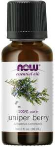 Juniper Berry Essential Oil 1oz. Now Foods