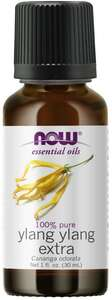 Ylang Ylang Essential Oil 1oz Now Foods