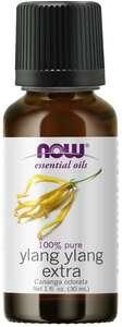 Ylang Ylang Essential Oil 1oz Now Foods