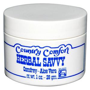 Comfrey-Aloe Vera 1oz salve
