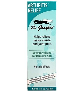 Arthritis Relief Dr Good Pet