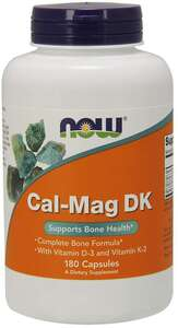 Cal-Mag DK Now Foods