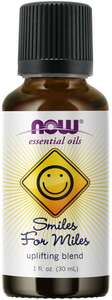 Smiles for Miles essential oil Now Foods