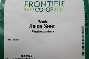 Anise Seed W 1lb
