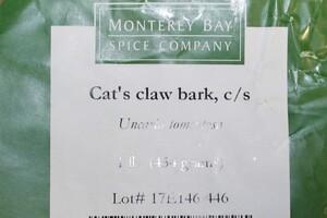 Cat's Claw C/S 1lb