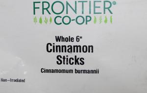 Cinnamon Sticks 6