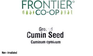 Cumin Seed G 1lb