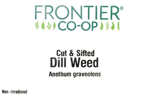 Dill Weed C/S 1lb