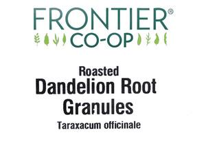Dandelion Root Roasted C/S 1lb