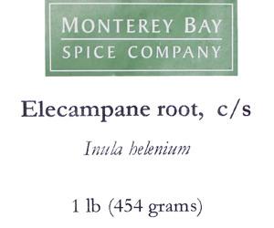 Elecampane Root C/S 1lb