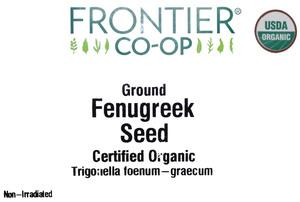 Fenugreek Seed G 1lb