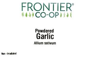 Garlic Powder 1lb