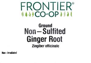 Ginger Root G 1lb