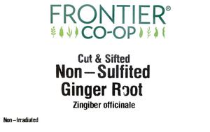 Ginger Root C/S 1lb