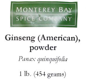 Ginseng USA Root G 1lb