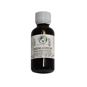 Ginseng/USA Tincture 1 oz