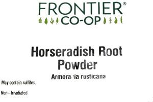 Horseradish Root Powder G 1lb
