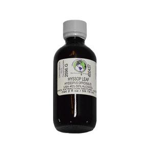 Hyssop Herb Tincture 2 oz