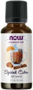 Spiced Cider Essential Oil 1oz Now foods