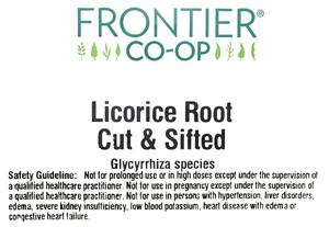 Licorice Root C/S 1lb