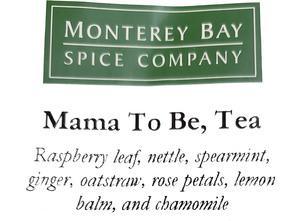 Mama To Be Tea Bulk 1lb