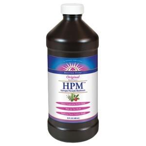 Hydrogen Peroxide Mouthwash 16oz