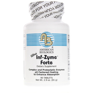 Inf-Zyme Forte - 90 Tabs
