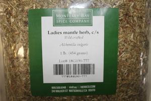 Lady's Mantle Herb C/S 1lb