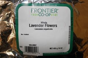 Lavender Flowers W 1lb