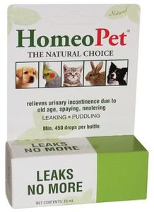 Homeopet - Leaks No More