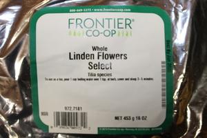Linden Flowers W 1lb