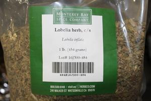 Lobelia Herb C/S 1lb