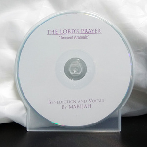 Lords Prayer CD