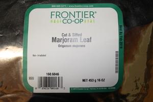 Marjoram Leaf C/S 1lb