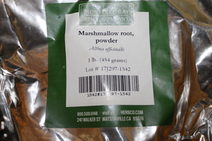 Marshmallow Root G 1lb