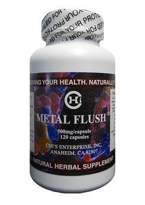 Metal Flush