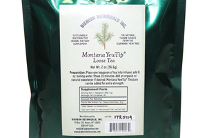 Montana Yew Tip 2 ounce Tea