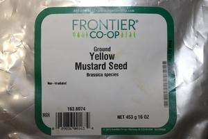 Mustard Seed Yellow G 1lb