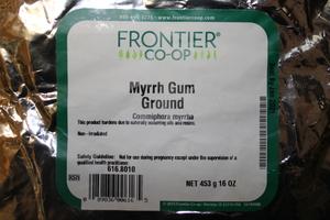 Myrrh G 1lb