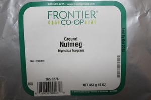 Nutmeg G 1lb