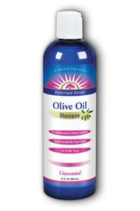 Olive Oil Shampoo 12 oz