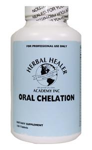 Oral Chelation